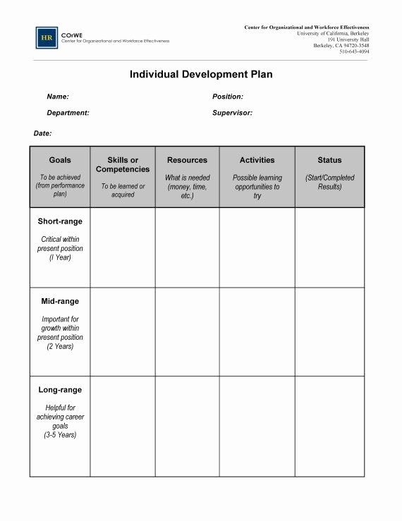 Image Result for Individual Career Development Plan