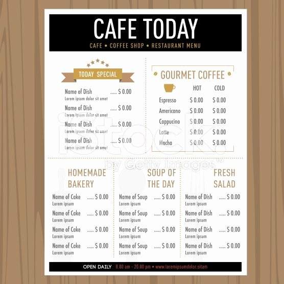 Image Result for Menu Design Template Menu