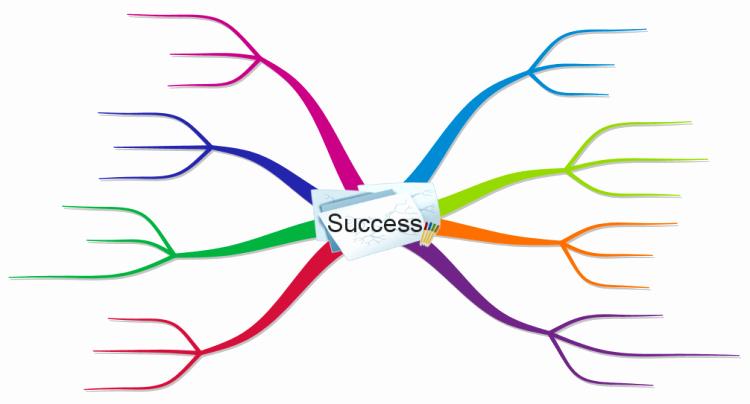 Imindmap Success Template Living Coaching Map 3 Mind