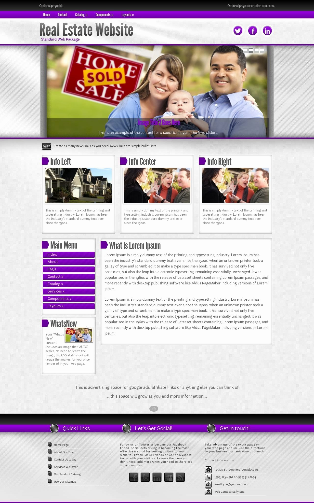 Impression Real Estate Purple Grey2