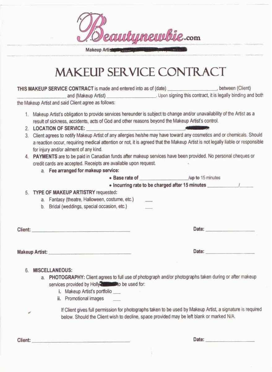 Independent Consultant Contract Template Free
