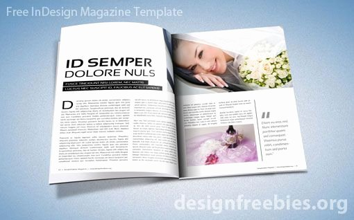 Indesign Magazine Template Mockup9