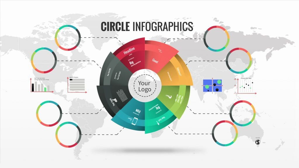 Infographics Prezi Template