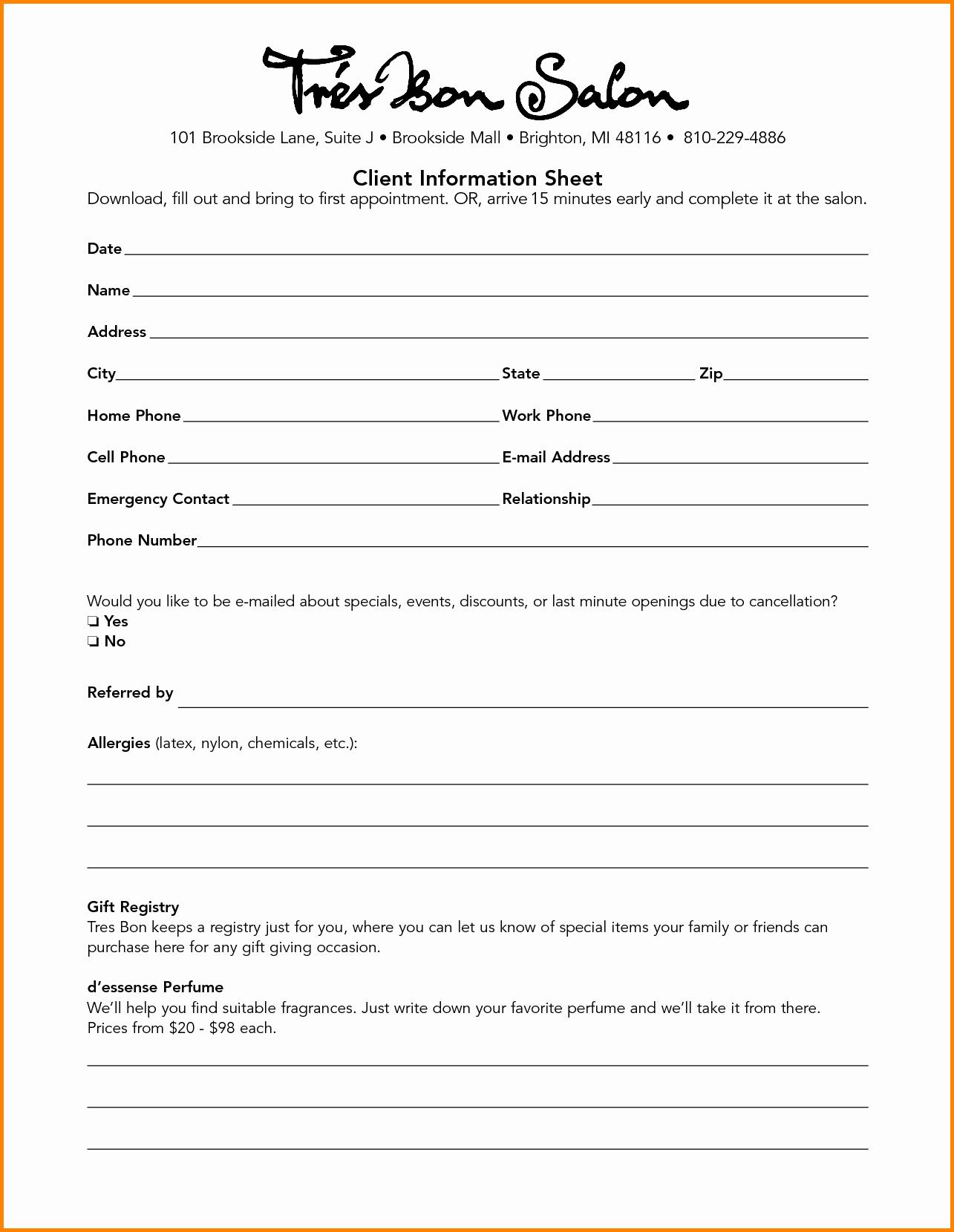 Information Sheet Template Word Portablegasgrillweber