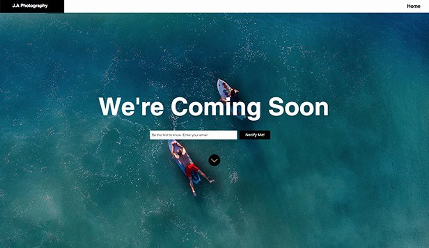 Ing soon Website Templates Landing Pages