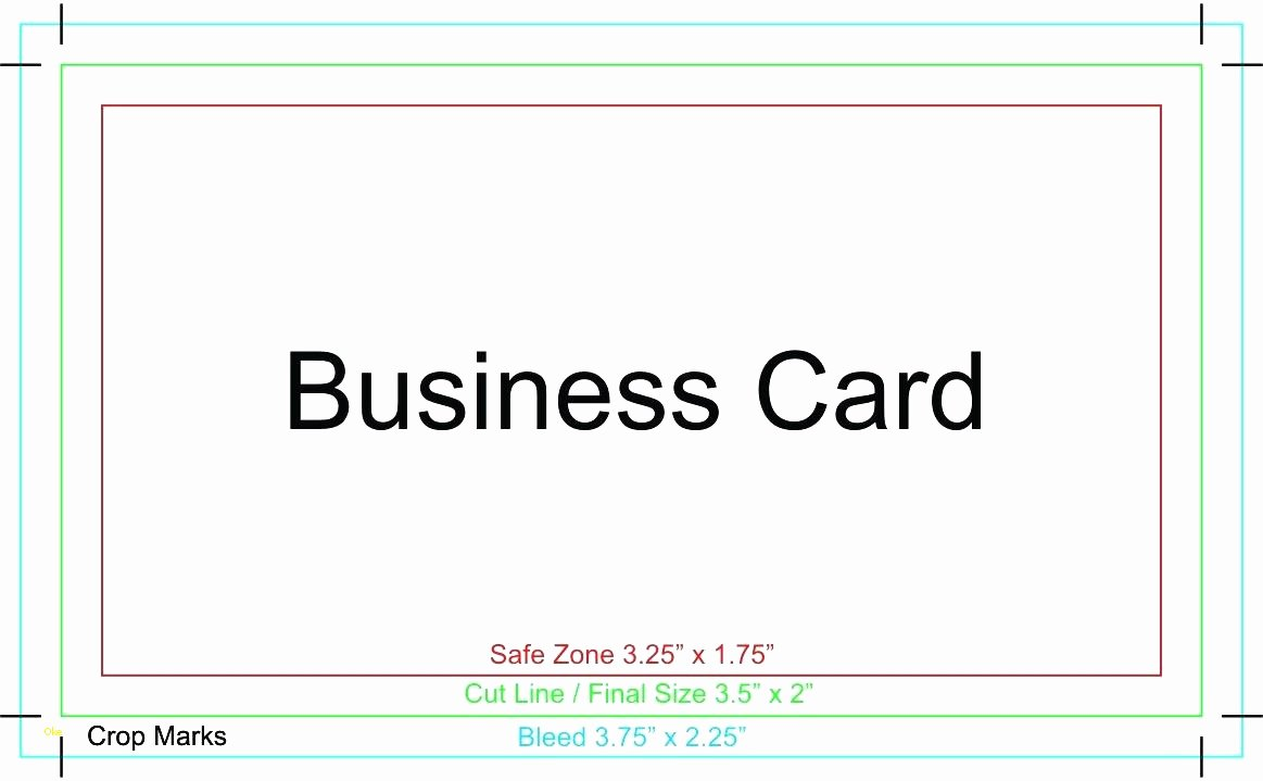 Inspirational Adobe Illustrator Business Card Template
