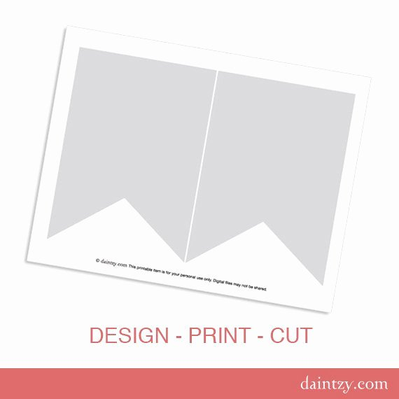 Instant Download Party Printable Template Diy Banner by