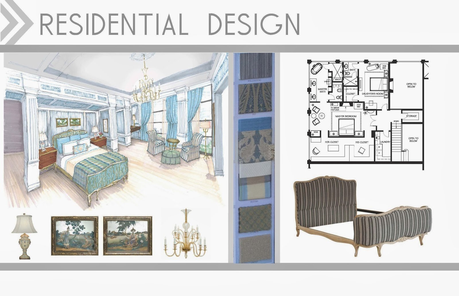 Interior Design Portfolio Examples Pdf R72 Perfect