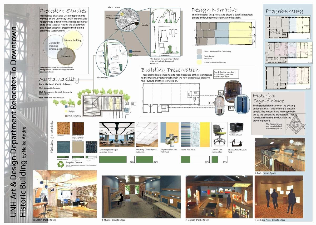 Interior Design Student Portfolio Examples Dma Homes