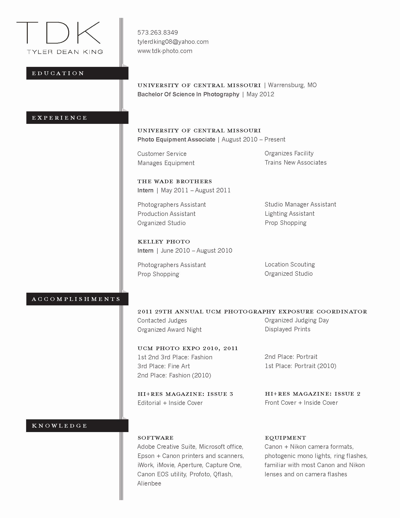 Interior Designer Resume for Fresher Sidemcicek