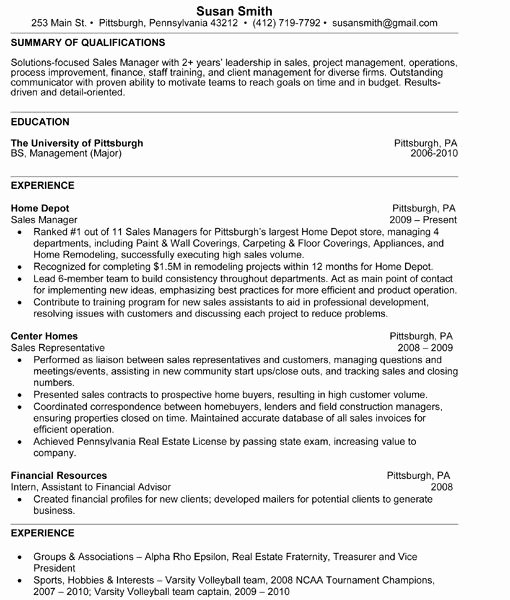 Internship Resume for Engineering Students Best Resume