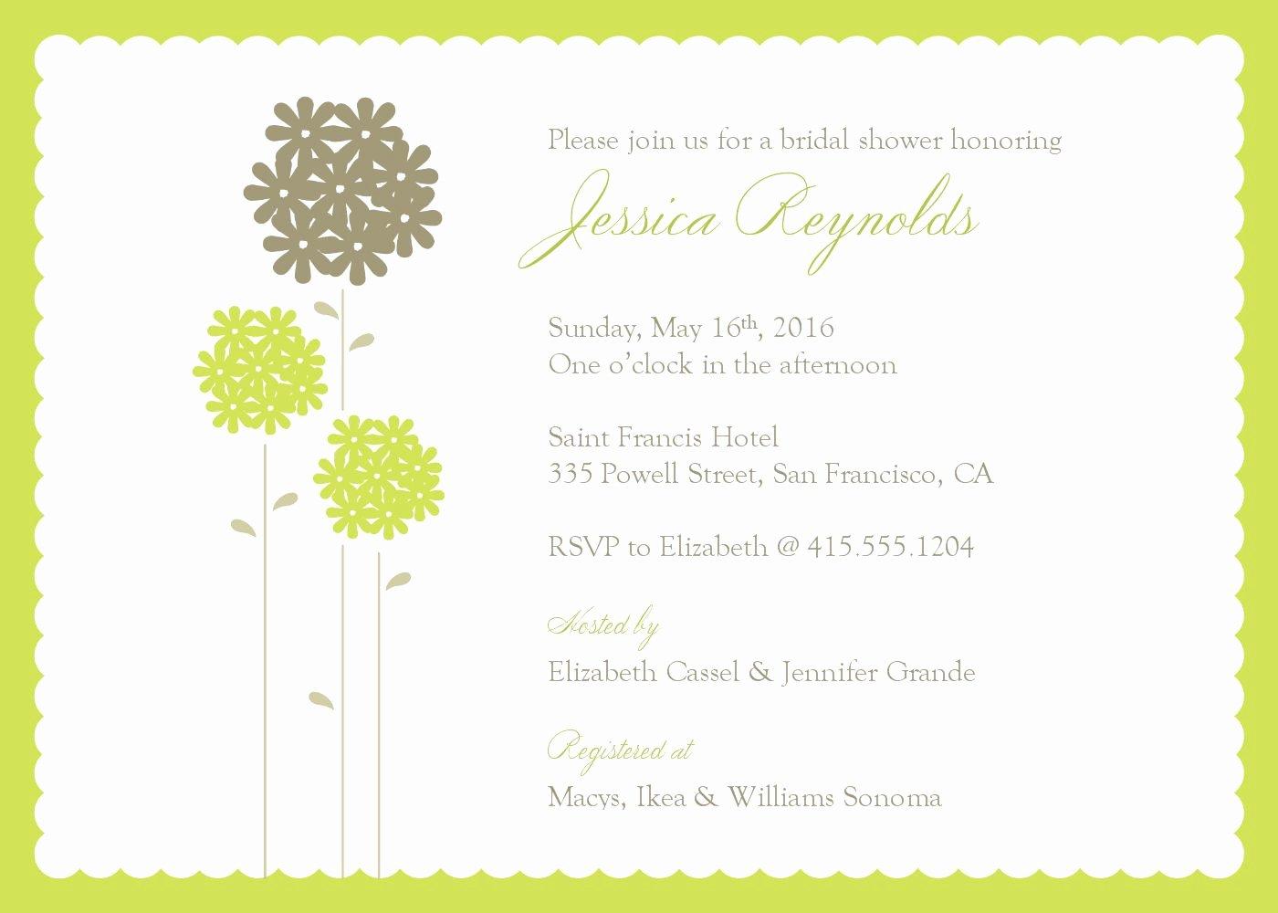 Invitation Word Templates Free Wedding Invitation Word
