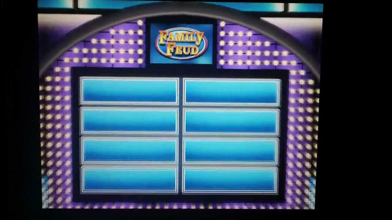 "iPhone App Review "" Family Feud & Friends ""free"