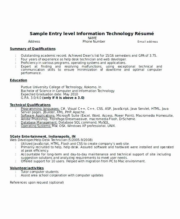 It Programmer Resume Flash Programmer Resume Download