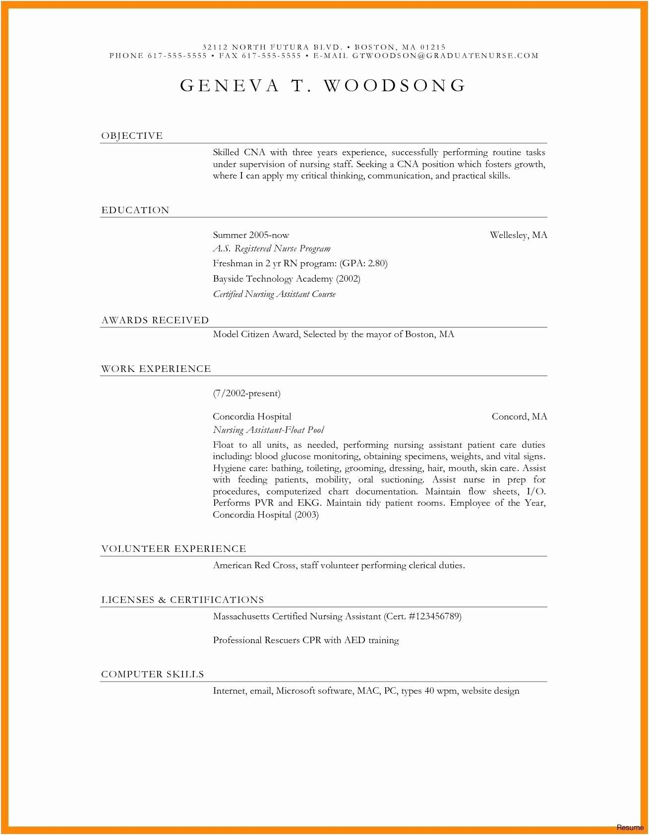 It Security Resume Simple 20 Entry Level Cyber Security