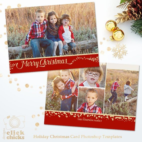 Items Similar to Holiday Card Template for Graphers