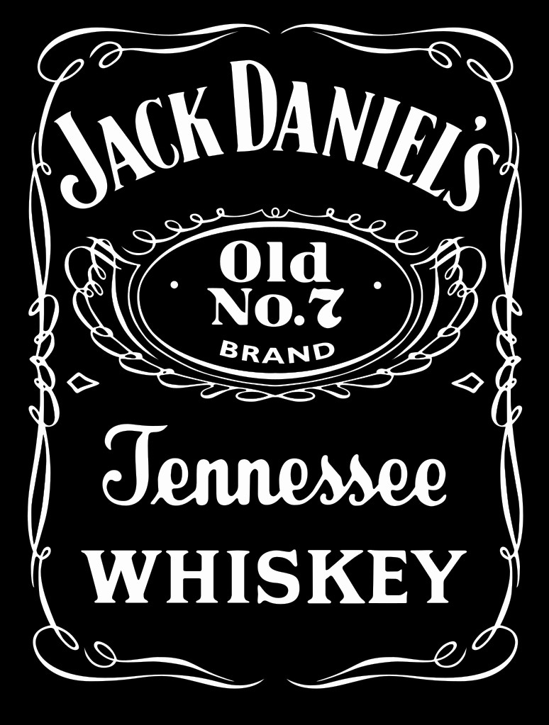 Jack Daniel S Logo Template to Pin On Pinterest