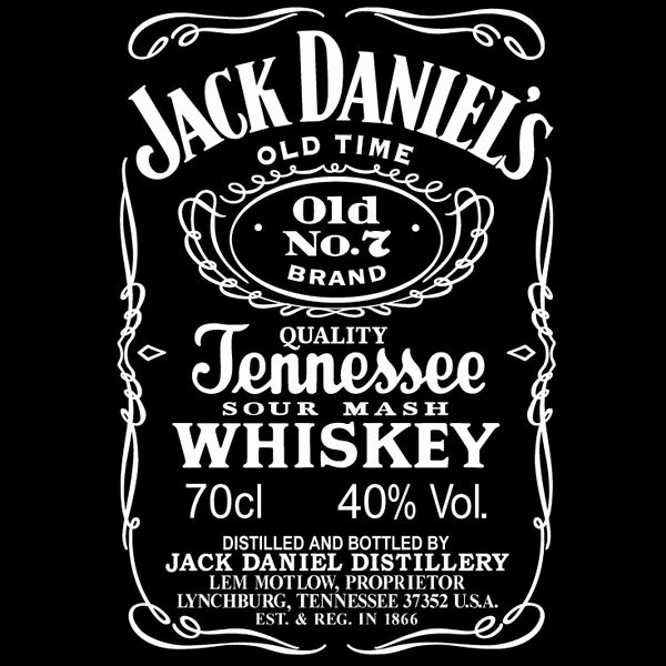 Jack Daniels Clipart Psd Pencil and In Color Jack