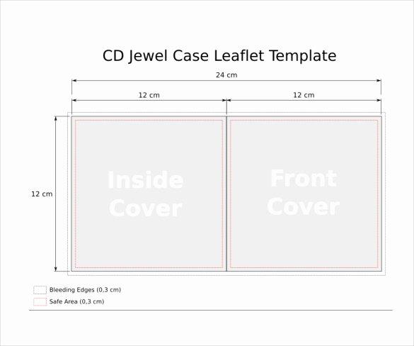 Jewel Case Templates 11 Free Word Pdf Psd Eps