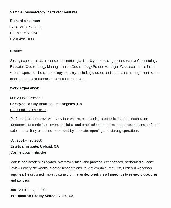 Job Description for Cosmetology – Komphelpso