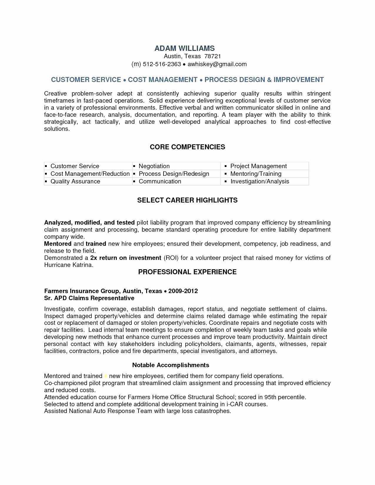 Job Description Insurance Verification for Resume Agent
