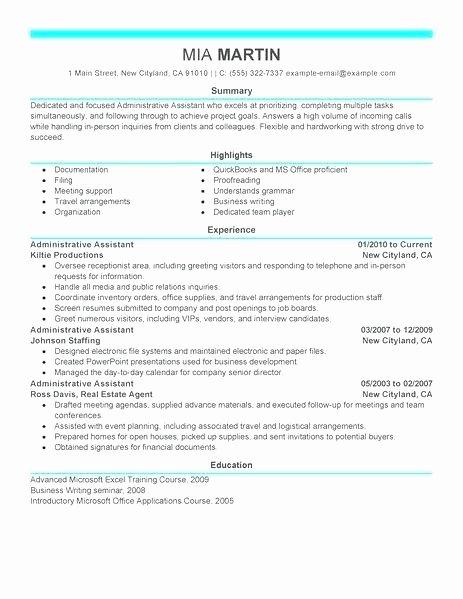 Job Hopping Resume Example Lovely Job Hopping Resume