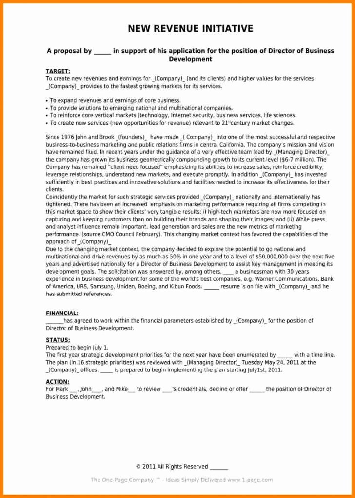 Job Proposal Template Resume Editing Trakore Document