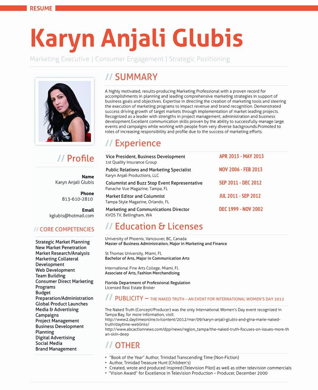 Job Resume 5 Resume Cv