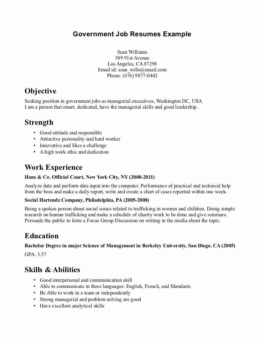 Job Resume Resume Cv