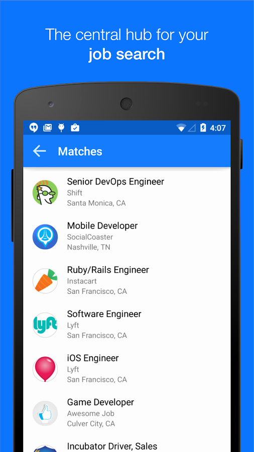 Jobr Job Search & Resume android Apps On Google Play