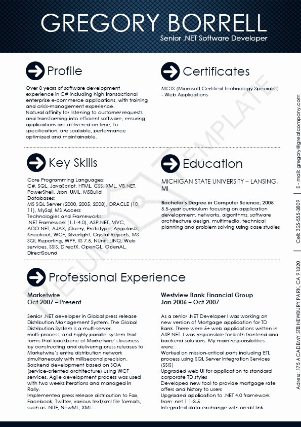 engineer resume template 2015 23