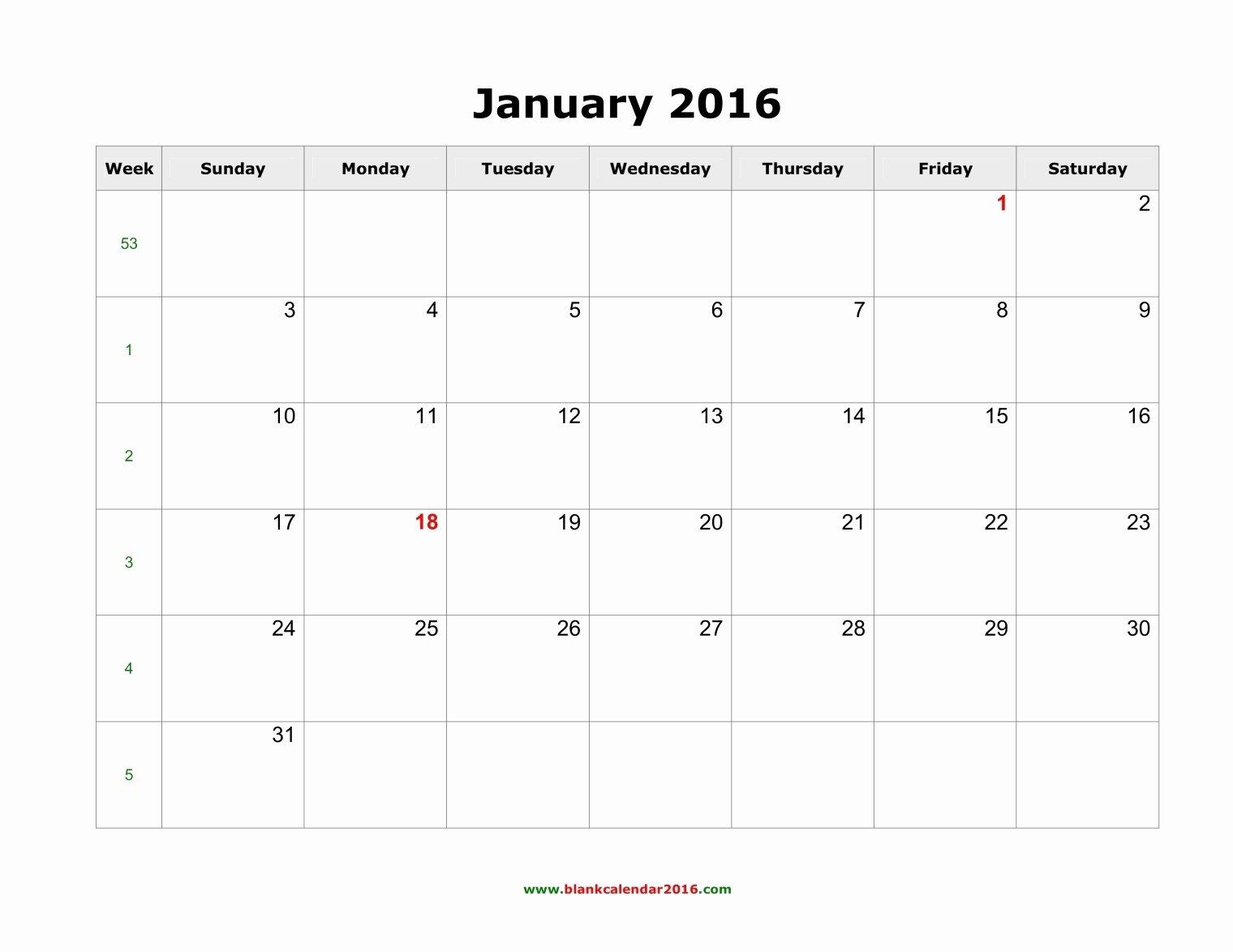 June 2017 Calendar Word