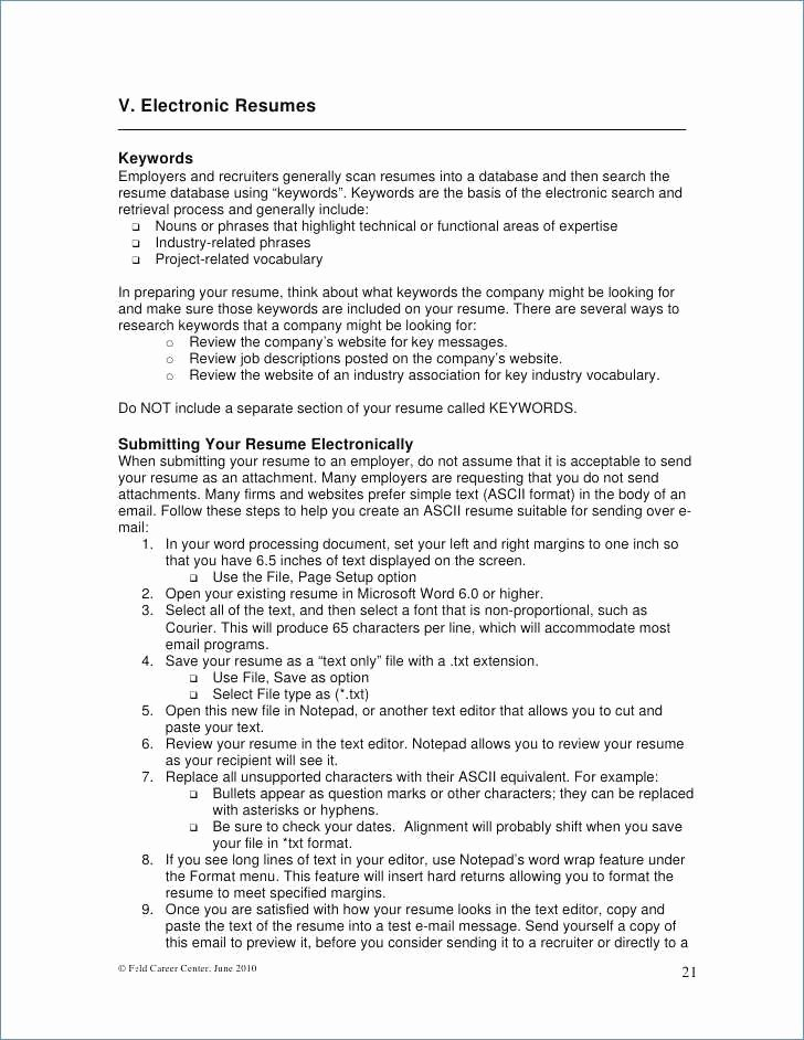 Key Words for Resume Best Bestresumeideas Page 2
