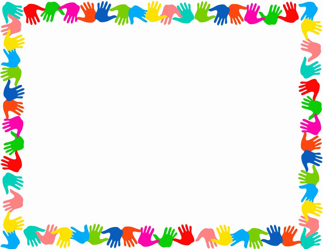 Kindergarten Diploma Certificate Border 6 – Best 10 Templates