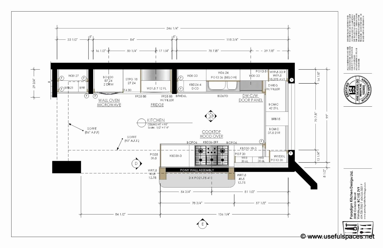 Kitchen Layout Templates Restaurant Floor Plan Samples