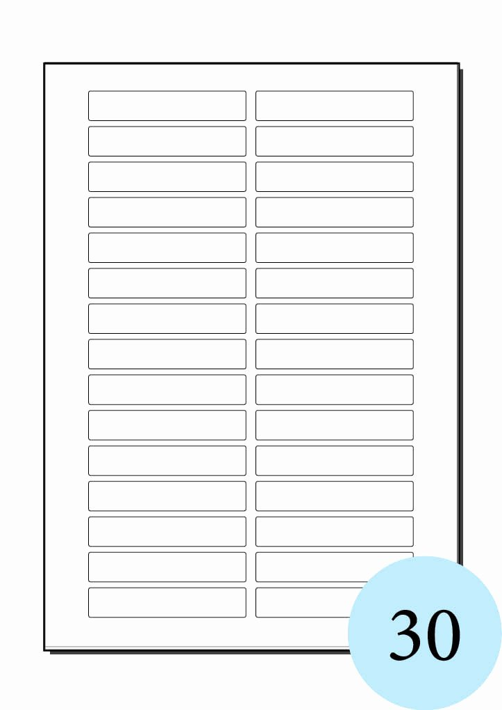 Label Template 21 Per Sheet Free Download Templates Data
