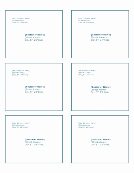 """Search Results for """"free Return Address Label Template – Latter"""