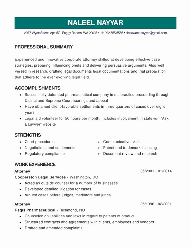 Law Bination Resume Resume Help