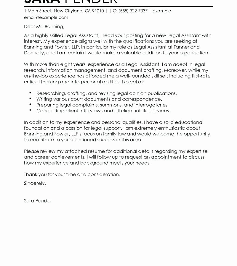 Law Graduate Cover Letter – Komphelpso