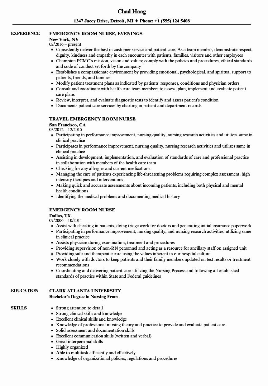 Leading Professional Perioperative Nurse Cover Letter