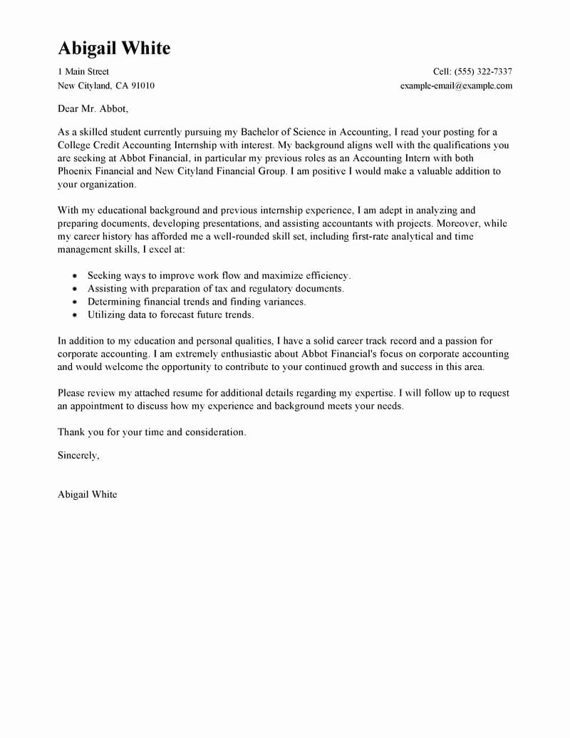 Leading Professional Training Internship College Credits