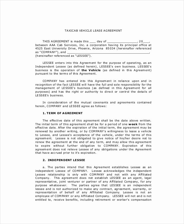 Lease Purchase Agreement 9 Free Pdf Word Documents