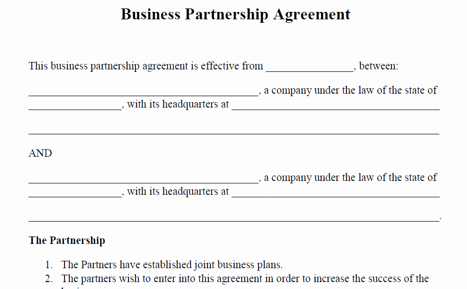 Legal Agreements & Contracts Templates