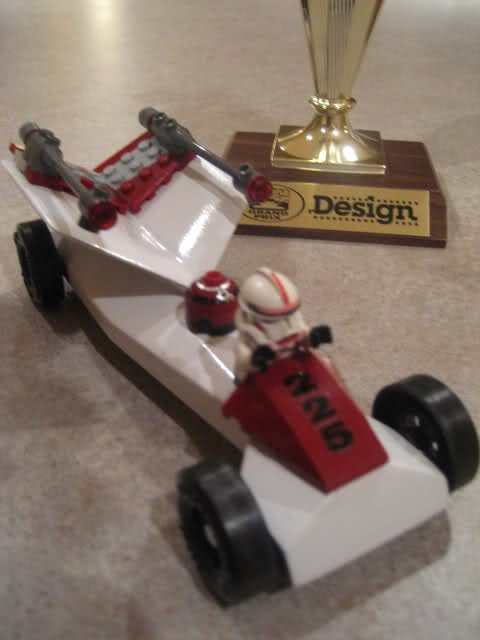 Lego X Wing and Polly Pocket Grand Prix Cars Derby Talk
