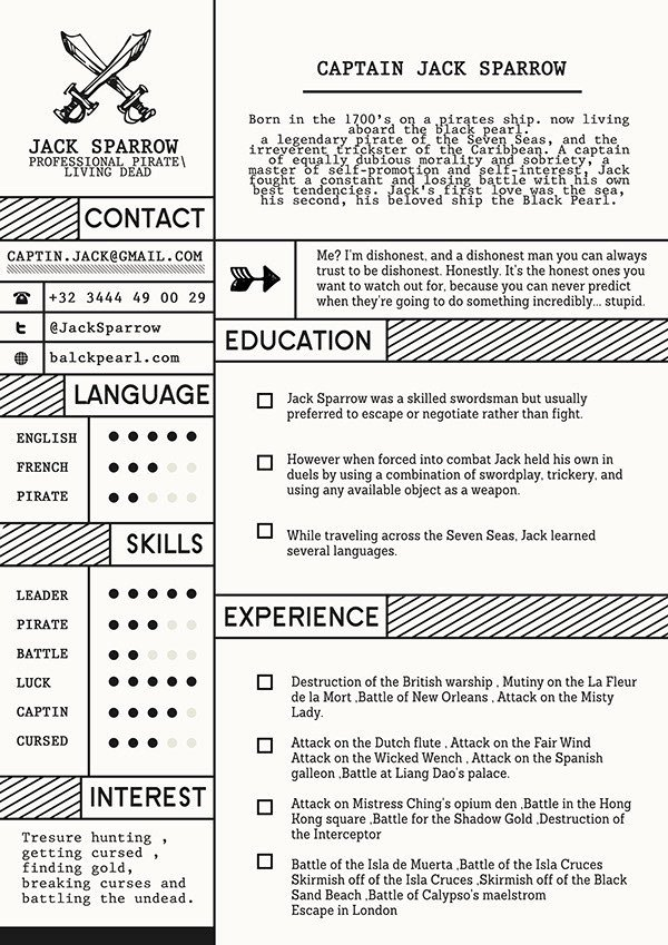 Lessons to Be Learned From the Best Resume Templates 2016