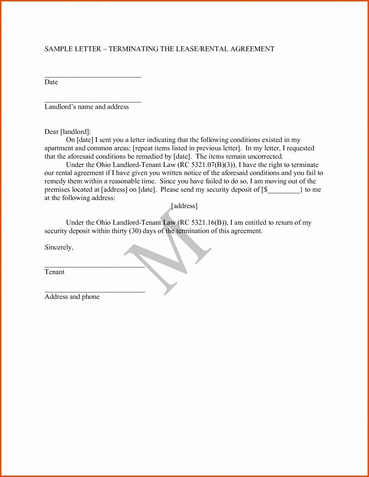 Letter Agreement Samples Template