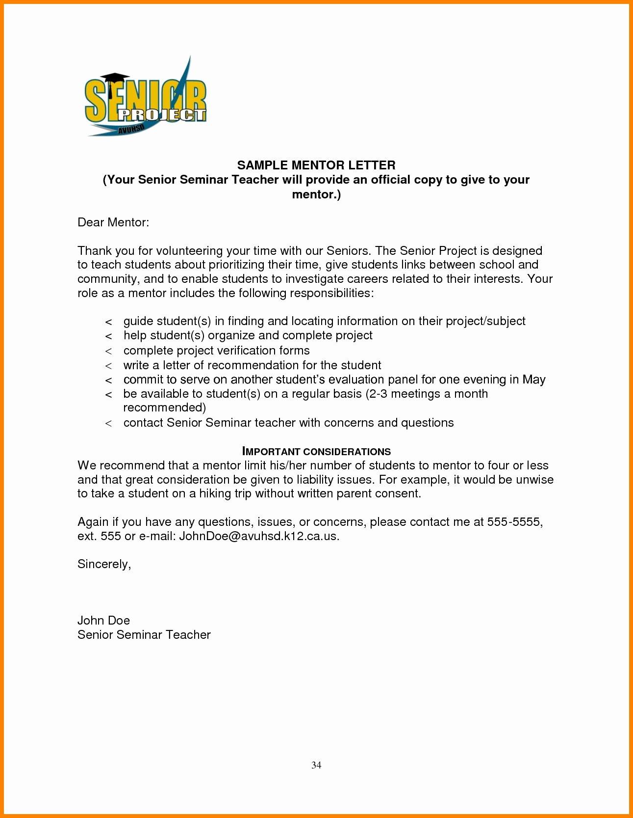 Letter Re Mendation for A Teacher Template