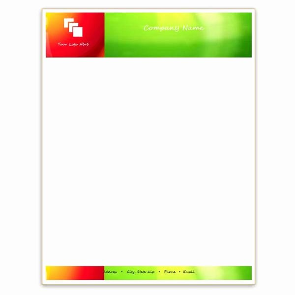 letterhead templates word 2010