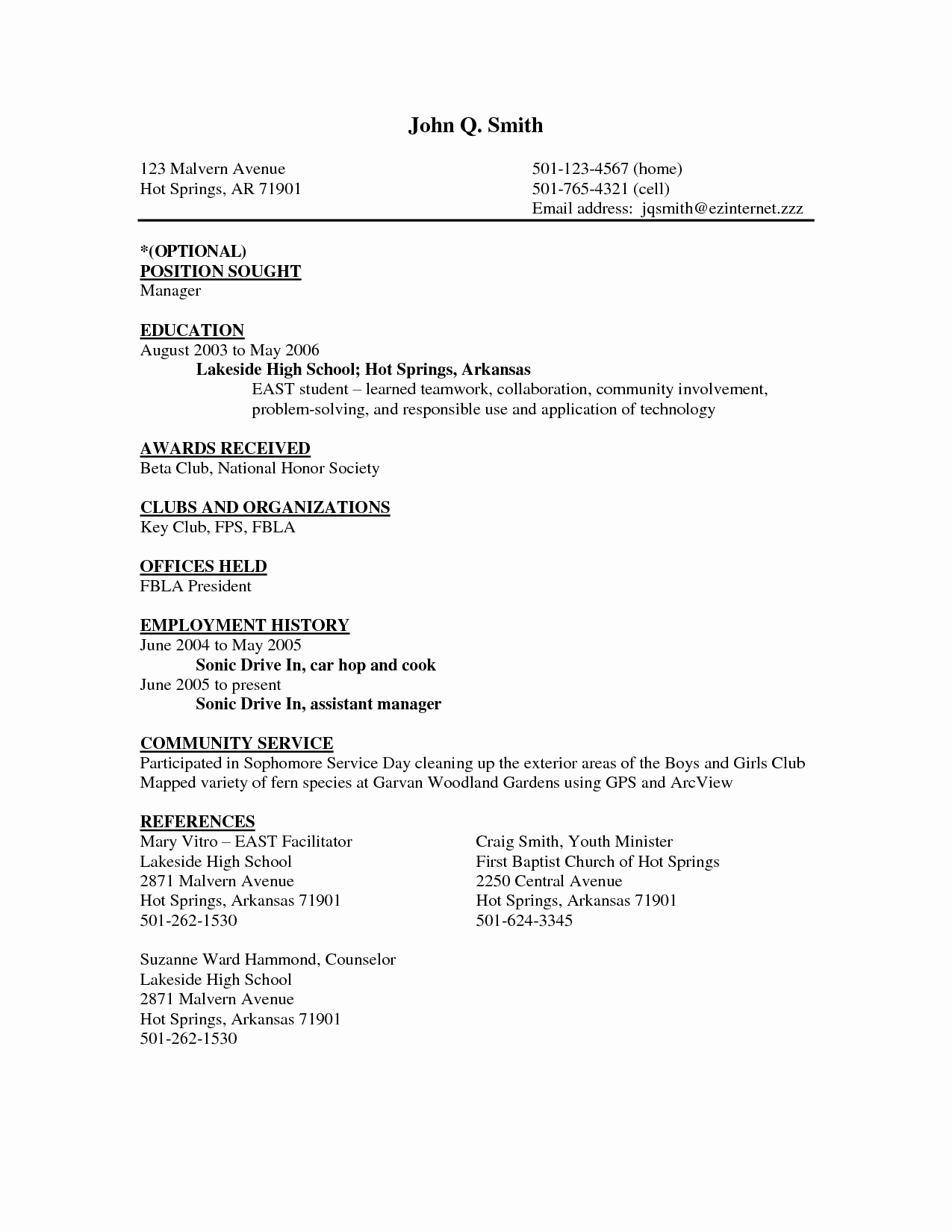Line Cook Responsibilities Resume Resume Ideas