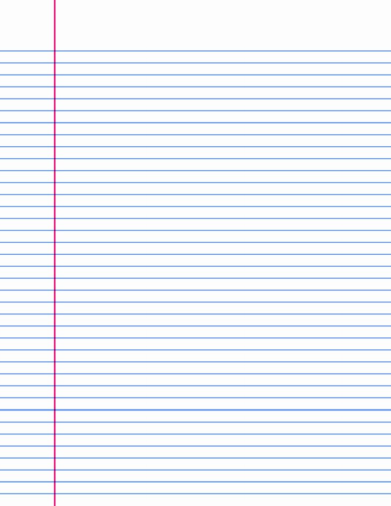 Line Paper Templates